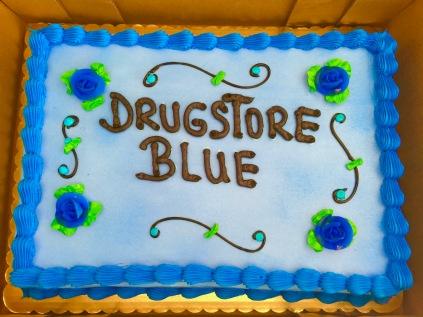 Launch for Drugstore Blue